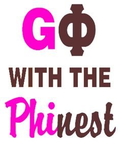 instead of the phi as the o, it'd be perfect to do a theta for the o and keep the phinest :) Alpha Phi Sorority, Alpha Epsilon Phi, Phi Sigma Sigma, Pi Beta Phi, Phi Mu, Sorority Life, Theta, Sorority Crafting, Sorority Recruitment