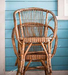fauteuil rotin naturel L62 99€