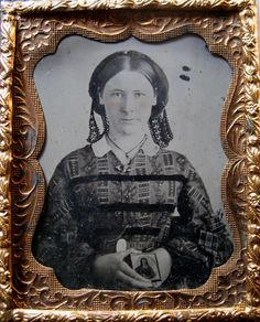 All sizes | Woman Holding Photo Ambrotype | Flickr - Photo Sharing!