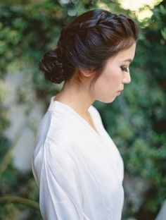 Three do it yourself holiday hairstyles hair style gorgeous wedding updos for every bride solutioingenieria Gallery