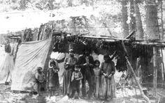 SHUSWAP FAMILY , 1892