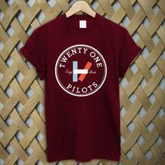 twenty one pilots T shirt #tshirt #shirt #clothing #tee #graphictee #tops and tee