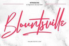 Script Fonts, Text Fonts, Neon Signs, Creative, Movie Titles, Book Title, Logo Design, Behance, Language
