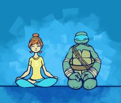 TMNT Blue by Snufflin.deviantart.com on @deviantART