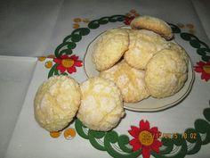 Prajituri de casa: Fursecuri cu lămâie şi nucă de cocos