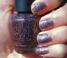 Honey Lushy: How to: Remove Sparkle Nail Polish (aluminum foil method)...it really works!