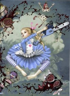 Trevor Brown, Alice