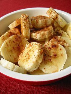 Paleo-ized Bananas Foster. healthy dessert