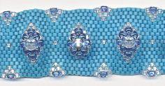 Jill Wiseman Designs - Diamond Dome Instructions Only, $10.00 (http://shop.jillwisemandesigns.com/diamond-dome-instructions-only/)