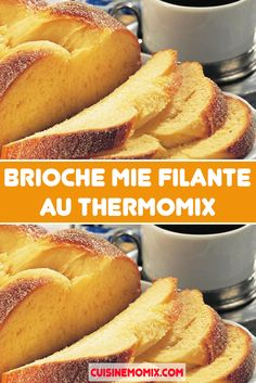 Dessert Shots, Thermomix Desserts, Breakfast Time, Flan, Hot Dog Buns, French Toast, Good Food, Food And Drink, Bread