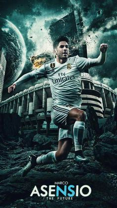 Sports – Mira A Eisenhower Real Madrid Team, Real Madrid Football Club, Ronaldo Real Madrid, Real Madrid Players, Football Love, Chelsea Football, Nike Football, Cristiano Ronaldo, Messi And Ronaldo