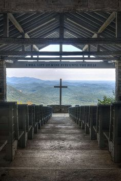Pretty Place Chapel - South Carolina, i love this place!