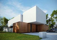 Minimal Architecture, Brick Architecture, Residential Architecture, Contemporary Architecture, Interior Architecture, Contemporary Design, Facade Design, Exterior Design, Facade House