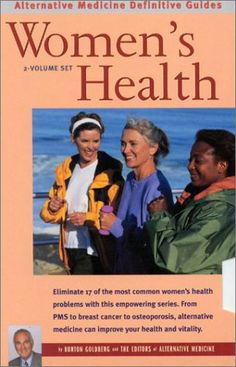 Womens Health Alternative Medicine Definitive Guides 2 Volume Set *** Want additional info? Click on the image.