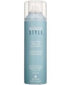 Bamboo Style Ultra Hold Hair Spray 7.5 oz