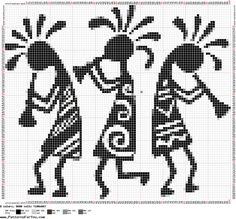 кокопелли схемы вязания: 26 тис. зображень зн... -  #