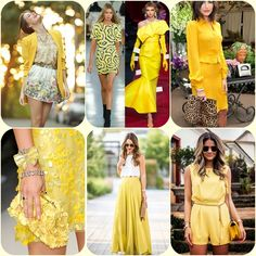 Cores Pantone 2017 Primrose Yellow