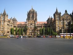 Chhatrapati Shivaji Terminus (CST) - Best Places to Visit in Mumbai City | Tourist Spots in Mumbai