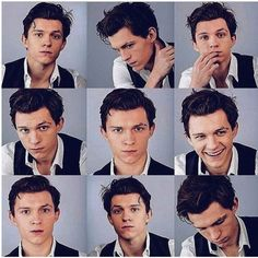 Tom Holland & Faces – Tom Holland Fanclub Tom Holland & Faces – Tom Holland Fanclub Related Winter Outfits to Shop Now Vol. Tom Holand, Fangirl, Tom Holland Peter Parker, Tommy Boy, Marvel Memes, To My Future Husband, Cute Guys, Handsome, People