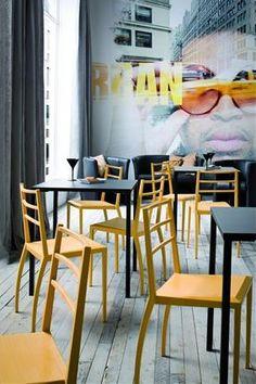 lot de mobilier de bar restaurant mobilier chr mobilier restaurant ... - Chaise Et Table De Restaurant