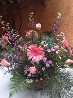 Cesta floral