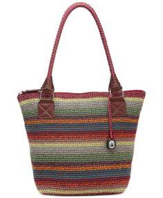 The Sak Cambria Large Crochet Tote