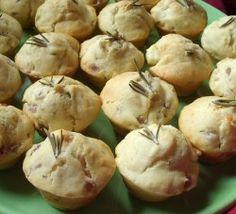 Mini Savory Muffins