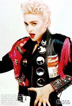 Madonna Who's That Girl Tour