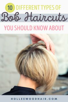 - Bob haircuts are kinda amazing.but do you know the difference between a graduated bob, a-line haircut, and the other types of bobs? Bob Haircut For Fine Hair, Line Bob Haircut, Bob Hairstyles For Fine Hair, Casual Hairstyles, Thick Bob Haircut, Bob Hair Cuts, Modern Bob Hairstyles, Stacked Bob Hairstyles, Trending Hairstyles