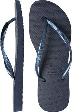HAVAIANAS SLIM FLIP FLOP. http://www.swell.com/Womens-Footwear-New-Products/HAVAIANAS-SLIM-FLIP-FLOP-9?cs=NV