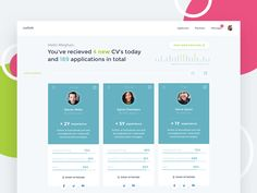 Hi dribbblers,  Sharing my recent ui/ux experiments.  It happened that for a while I was using a lot of services for posting job positions. It turned out that most of them have the same problem of ...