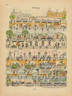Buy posters, art prints and canvas prints on ARTFLAKES. Sell your art, design and photography. Sheet Music Art, Music Paper, Music Sheets, Music Painting, Music Artwork, Musik Illustration, Anime Comics, Music Pictures, Relaxing Music