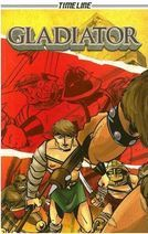 by Glen Downey, illustrated by Andrew Barr -- Young Marcus is a slave whose only chance for freedom is to compete as a gladiator in Rome. Will he survive to see his mother again or suffer the fate of his father? Reluctant Readers, Struggling Readers, Timeline, Graphic Novels, Books, Rome, Freedom, Literacy, Shower Ideas