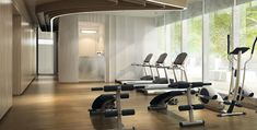 Studio is a division of HBA, the world's leading hospitality design consultants. Club Design, Gym Design, Design Firms, Gym Interior, Lobby Interior, Interior Design, Design Hotel, Gym Center, Luxury Gym
