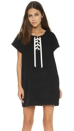 Danny Dress https://picvpic.com/women-dresses/st-roche-danny-dress#Black~Ivory?ref=QA8LwA