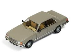 IXO Ford Granada Diecast Model Car This Ford Granada Diecast Model Car is Light Gold and has working wheels and also comes in a display case. It is made by IXO and is scale (approx. Ford Granada, Car Makes, Diecast Model Cars, Ford Models, Scale Models, Vans, Display Case, Wheels, Gold