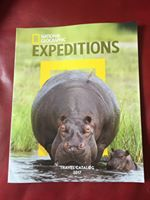 The 2017 Travel Catalog.