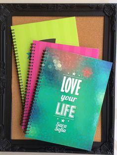 Notebook sh design diseño personalizado Colombia