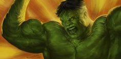 Hulk by Sebastian Ciaffaglione
