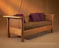 Prairie Settle Mission Furniture, Craftsman Furniture, Arts And Crafts Furniture, Home Furniture, Outdoor Furniture, Rustic Sofa, Wooden Sofa Set, Sofas, Couches