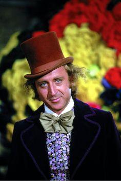 Gene Wilder, Willy Wonka & the Chocolate Factory