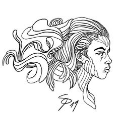 """Art Decor"" (Inking, 2019) #shaman #shamanism #ink #inking #sketch #sketching #sketchbook #psy #psychedelic #psychedelicart #psyart… Psy Art, Shamanism, Visionary Art, Psychedelic Art, Sketching, Art Decor, Ink, Instagram, India Ink"