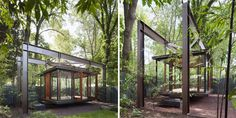 Live Modern: Tea House by David Jameson | I must build one of these in my backyard! epiteashop.com