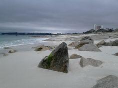 Praia de O Bao. Vigo (Pontevedra)