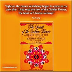 Carl Jung Depth Psychology: Light on the nature of Alchemy began to come to me...