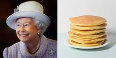 Queen Elizabeth's Drop Scones Are the Perfect Addition to Your Next Afternoon Tea. I call these Scotch Pancakes Drop Scones Recipes, Breakfast Recipes, Breakfast Ideas, Breakfast Scones, Pancake Recipes, Brunch Ideas, Breakfast Dishes, Breakfast Time, Bread Recipes