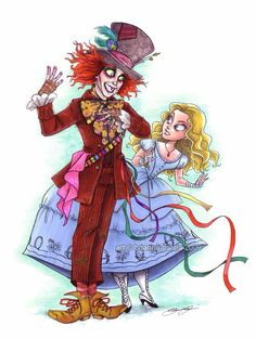 The Hatter & Alice