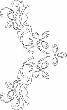 Awesome Most Popular Embroidery Patterns Ideas. Most Popular Embroidery Patterns Ideas. Cutwork Embroidery, Hand Embroidery Patterns, Vintage Embroidery, Machine Embroidery Designs, Embroidery Stitches, Embroidery Transfers, Tambour Beading, Motifs Perler, Crazy Quilting