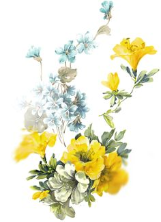 32 Best Flower Png Images Painting On Fabric Vintage Flowers