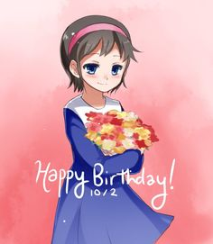 Guess what? It's my sister's birthday today!!! So i just want to say a special Happy Birthday to her! So happy birthday Reese, i love u tons. Even though we fight a lot and your a pain in da ass XD. Luv U. <3